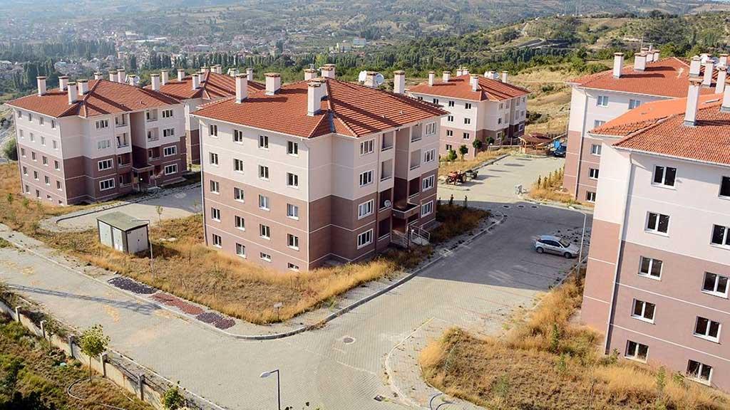 Kütahya Şaphane Toki Evleri 3. Etap satışa çıkıyor