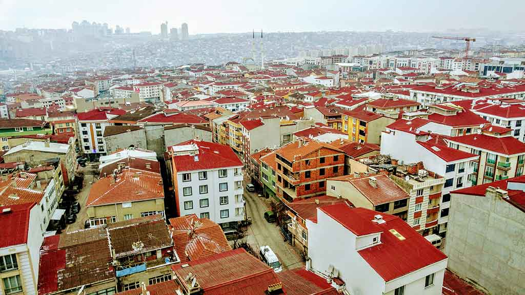 İşte İstanbul'da en çok konut satılan ilçeler