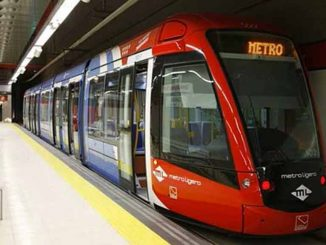 Halkalı - Gebze Marmaray Yüzeysel Metro Hattı