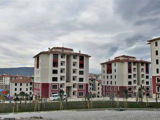 Kütahya İnköy Toki Evleri satışa çıkıyor (18 Nisan 2018)