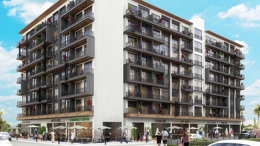 Allways İzmir konut projesi