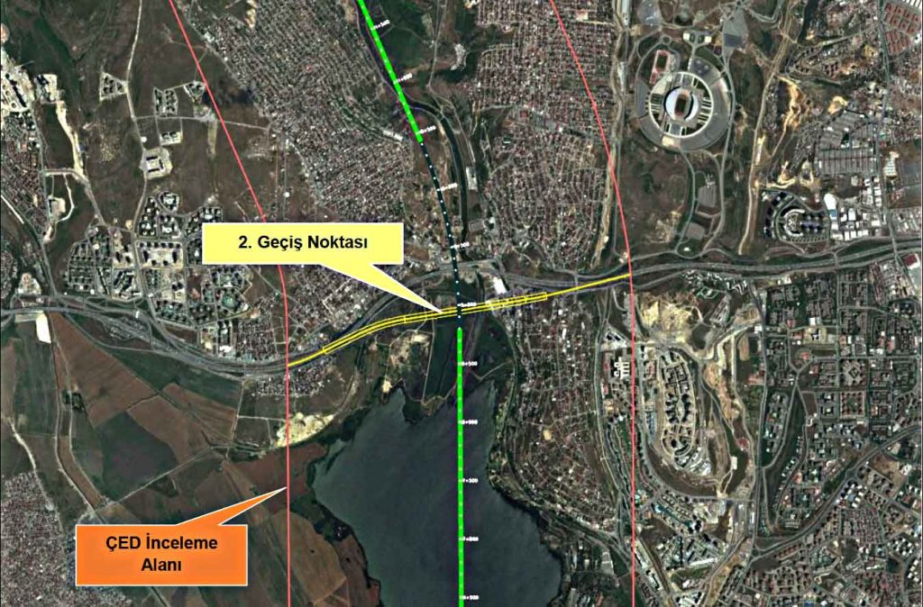 kanal İstanbul köprüleri