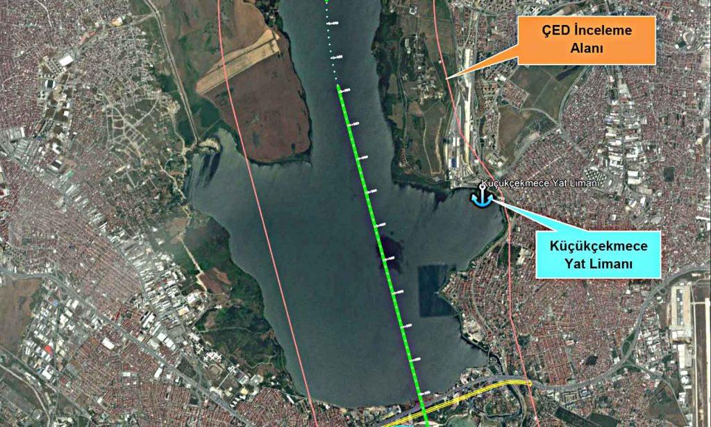 Kanal İstanbul Küçükçekmece Yat Limanı