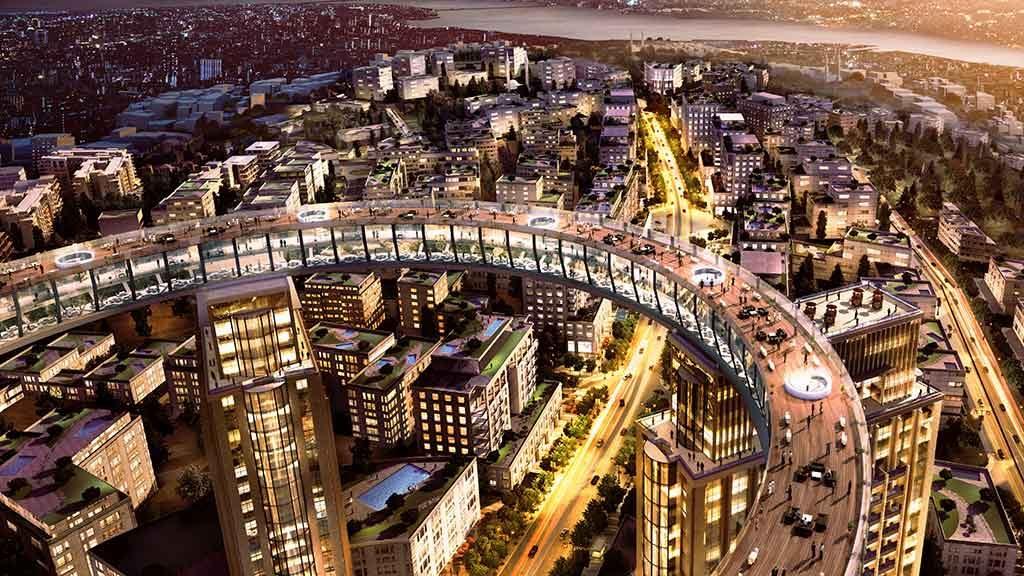 Okmeydanı kentsel Dönüşüm projesi durduruldu