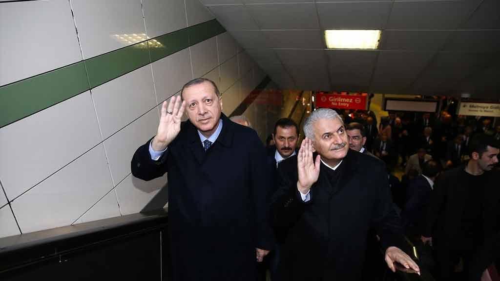 Üsküdar-Ümraniye-Çekmeköy metrosu Sabiha Gökçen'e uzayacak
