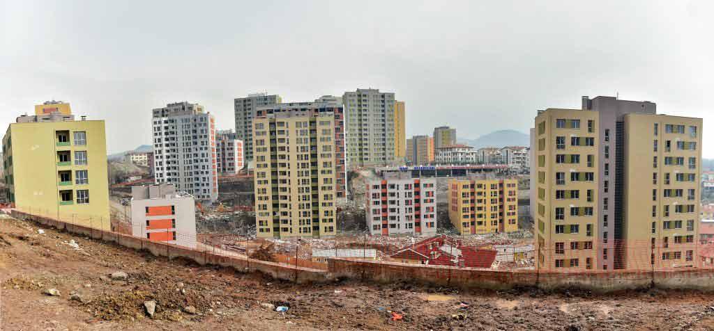 Ankara Mamak Altıağaç TOKİ Evleri