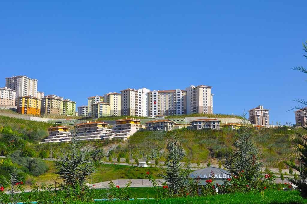 Toki Ankara Kuzeykent 'te 5 bin konut inşa edecek