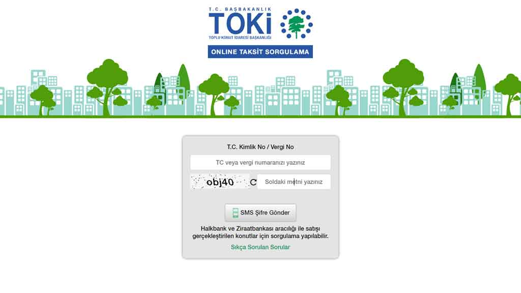 Toki'ye olan borcumu nasıl öğrenebilirim ?