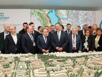 Emlak konut MİPİM'de Türkiye'ye yatırım fırsatlarını anlattı