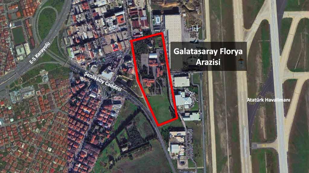 Galatasaray Florya ve Riva'dan ne kadar kazanacak?