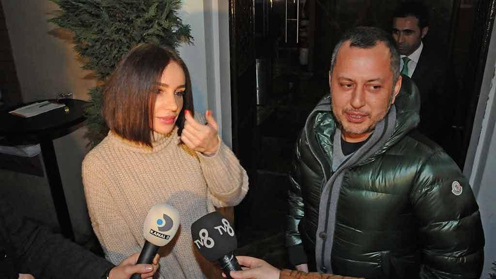 Ünlü popçu Gülşen ve Ozan Çolakoğlu Seyrantepe 'ye taşınıyor