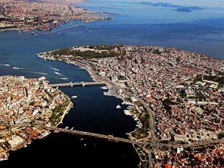 İstanbul'da ilçelerin daire metrekare fiyatları Ocak 2018