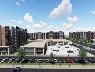 Toki Malatya Yeşilyurt Hoca Ahmet Yesevi Mahallesi Kentsel Dönüşüm Projesi 2018
