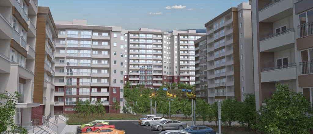 Toki Nevşehir Merkez Kentsel Dönüşüm Evleri