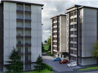 Toki Tozkoparan Projesi kapsamında 224 konut yapacak (2018)