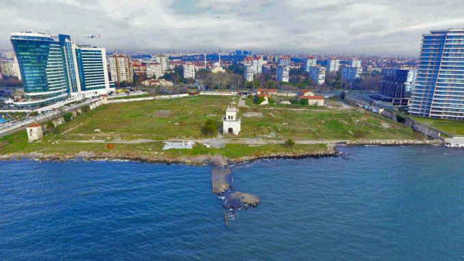 Ataköy Baruthane arazisi plaj ve park olacak