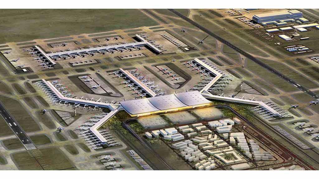 Yeni havalimanı metro hattı ne zaman açılacak?