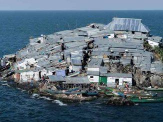Migingo Adası: Dünya'nın en kalabalık adası