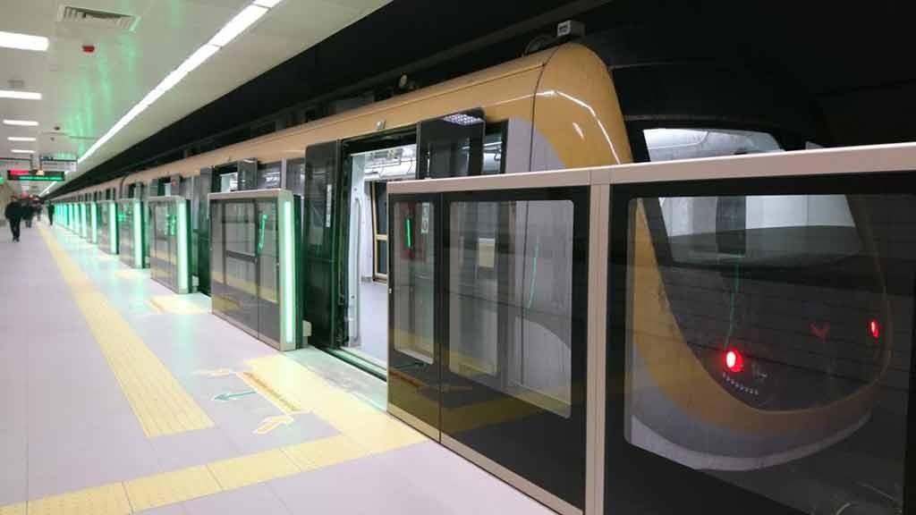 Gayrettepe-Yeni Havalimanı metro hattı ne zaman açılacak