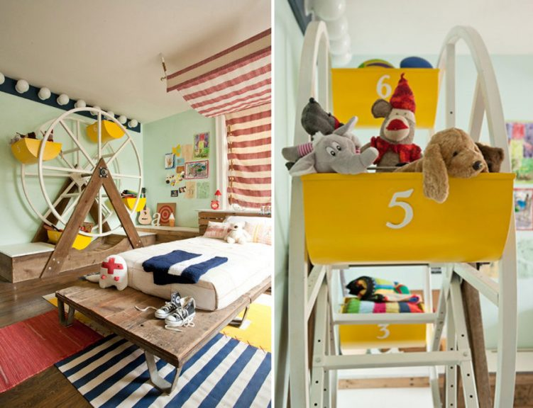 çocuk odası dekorasyon fikirleri 11 evdenhaberler