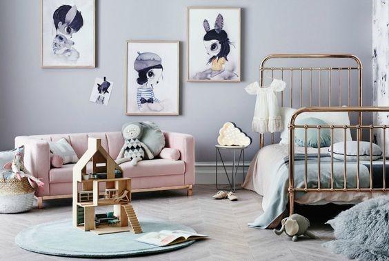çocuk odası dekorasyon fikirleri 18 evdenhaberler