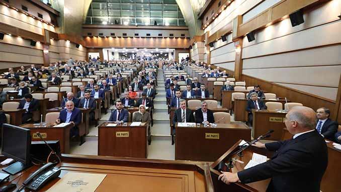 İBB'nin 2019 bütçesi onaylandı