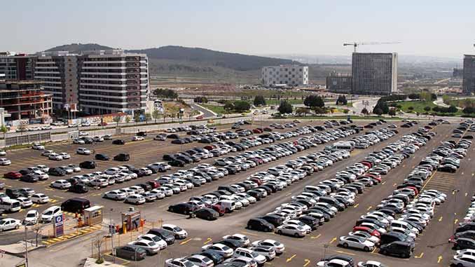 İstanbul Havalimanı'nda otopark ücretleri belli oldu