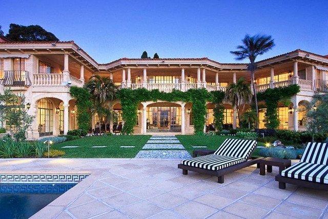 Prens Harry'nin kiraladığı milyon dolarlık villa