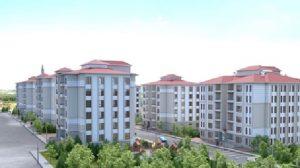 Tokat Niksar Kültür Mahallesi Toki Evleri başvuruları (2018)
