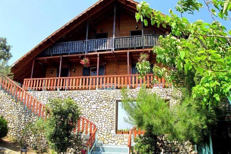 Türkiye'nin en güzel 10 dağ evi