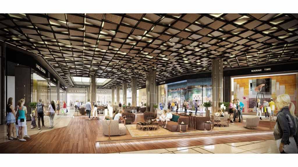 Tasarım ve dekorasyon konseptli HOM Design Center açıldı