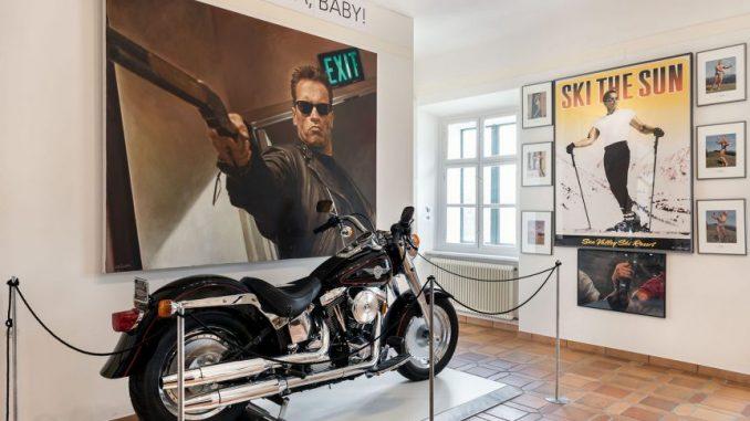 Arnold Schwarzenegger Müzesi
