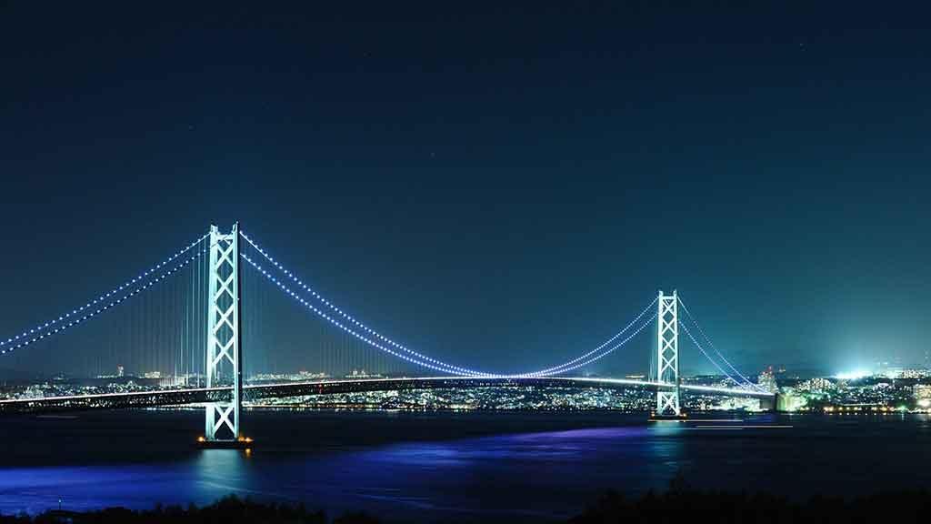 Pearl Bridge Akashi Kaikyo Bridge