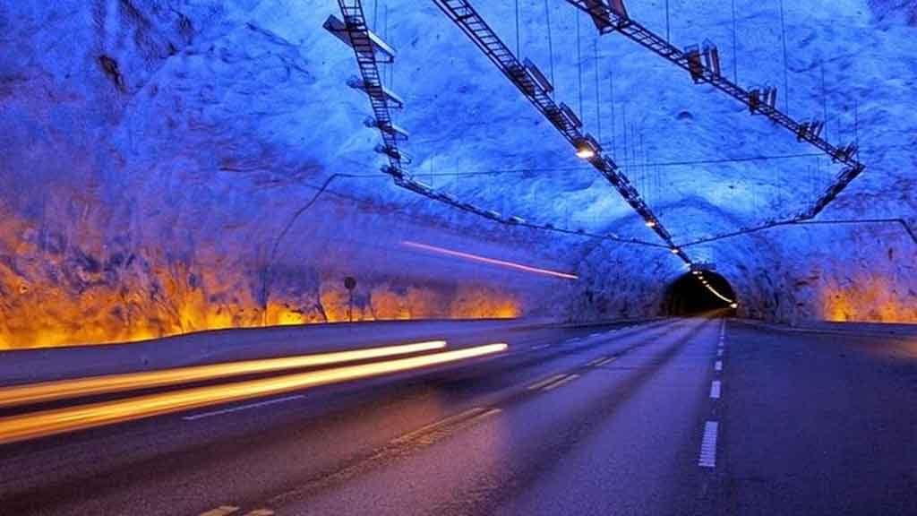 Laerdal Tüneli geçiş ücreti