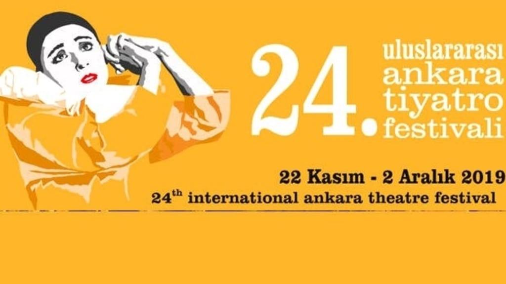 24.Ankara Uluslararası Tiyatro Festivali