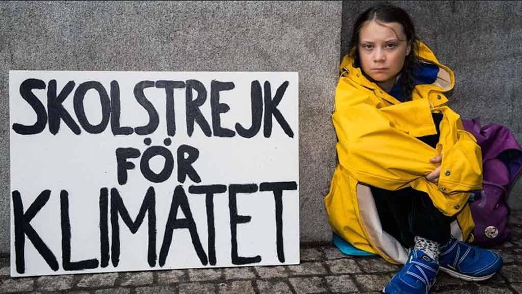 Greta Thunberg ABDden İspanyaya tekneyle gidecek